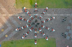 kaleidoscopic Viral Videos - This OK GO Music Video Recreates Viral Magic