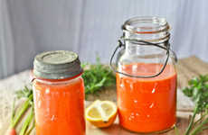 Restorative Carrot Lemonades - This Recipe Offers a Fun Way to Get Your Daily Nutrition Intake