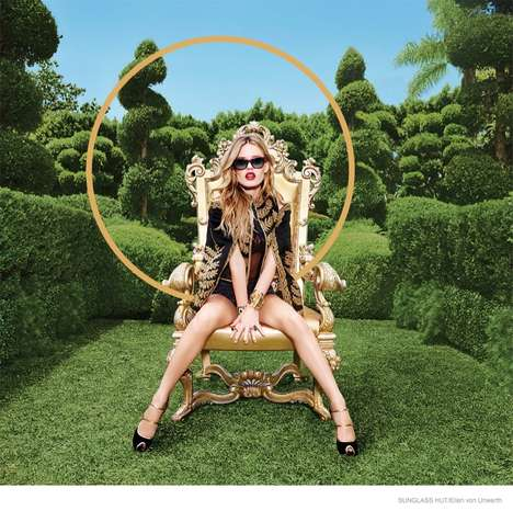 98 Fashion Brand Campaigns - From Racy Vegas Campaigns to Luxury Same Sex Marketing