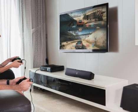 Versatile Gaming Speakers