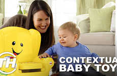 Contextual Baby Toys - Trend Hunter Talks to Dr. Deborah Weber About Educational Toys for Children