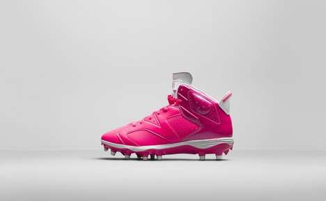 Cancer Awareness Cleats - Athletes are Sporting Pink Air Jordan VIs For Breast Cancer Awareness