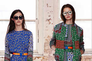 The Spring Preen Line is Eye-Catching Yet Easy to Wear