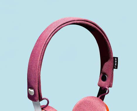 Luxe Designer Headphones