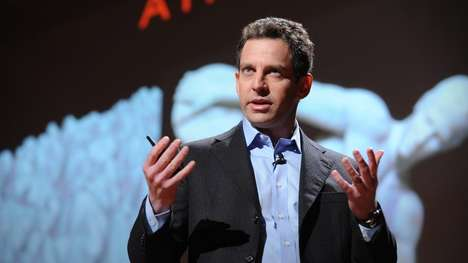Awareness Through Meditation - Sam Harris' Mindfulness Talk Shows How Reflecting Benefits the Brain