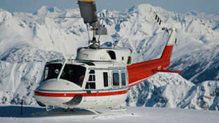 Sky High Sport Excursions - Heli-Skiing in Alaska is a Dare-Devil's Adventure