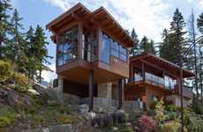Magnificent Mountainside Mansions