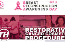 Restorative Cancer Cosmetic Procedures - Breast Reconstruction Awareness Day Unites Survivors