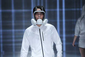 The Latest QIAODAN Menswear Collection is Disease-Proof