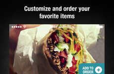 Taco Ordering Apps - The Mobile Ordering Taco Bell App Lets You Pay and Pick Up with Ease