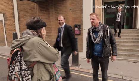 Friendship-Testing Pranks - This TV Promotion Turns Friends into Accomplices