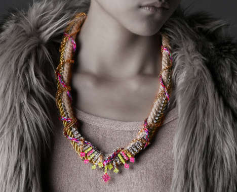 Knotted Neon Jewelry