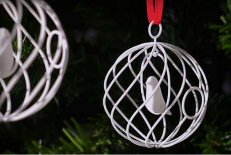 3D Printed Ornament Challenges - Instructables Launches a Christmas Competition for the White House