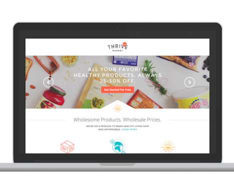 Wholesale Health Stores