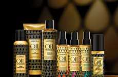 Ancient Hair Beautifying Products - Matrix Oil Wonders Helps Beat Dry Winter Conditions