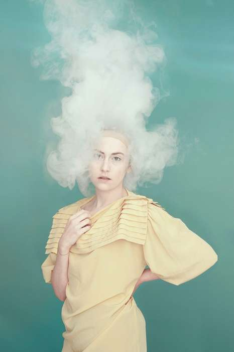 Artistically Surreal Portraits - Photographer Aisha Zeijpveld Captures the Absurd in a Playful Way