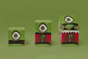 This Candy Packaging Design is Filled with Tricks and Treats