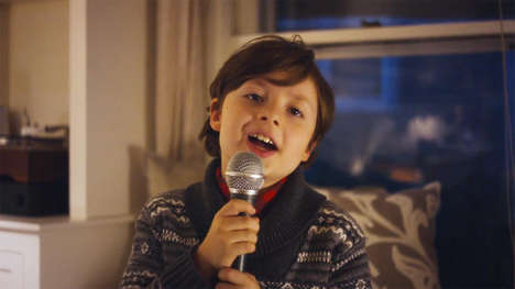 Awkward Family Commercials - This Heartwarming Holiday Ad Series was Directed by Sofia Coppola