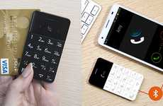 Backup Phone Accessories - The Talkase is a Super Slim Mobile Phone That's Also an iPhone Case