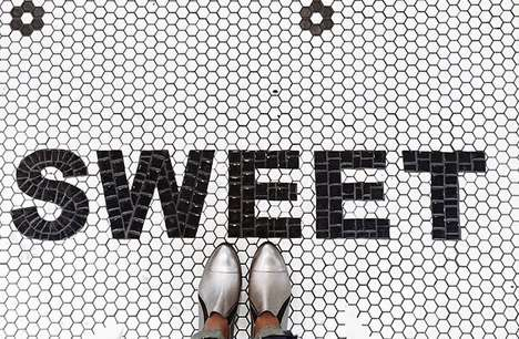 Artsy Flooring Photoblogs - The 'I Have This Thing With Floors' Instagram Inspires to Look Down