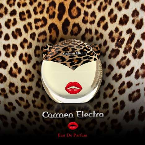 Catty Celeb Perfumes - The Carmen Electra Rrrr! Fragrance is Glamorously Fierce