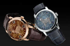 Luxurious Zodiac Timepieces - Vacheron Constantin Creates Luxurious Watches for the Chinese New Year