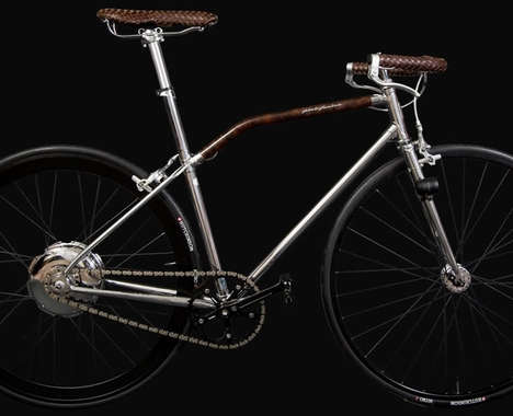 Luxurious Retro Cycles