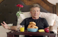 Charitable Celeb Bed Auctions - Alan Thicke is Auctioning Off His Bed for Habitat for Humanity