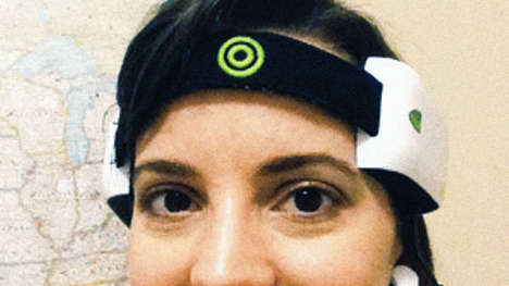 Mind-Refocusing Headbands - The Wearable Headset Dims Your Computer Screen When You Run Out of Steam
