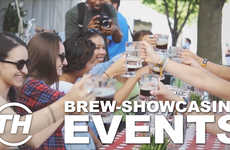 Brew-Showcasing Events - Les Murray Discusses Toronto's Festival of Beer and Great Tasting Product