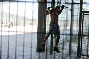 The Prison Series Documents the Road to the Penitentiary Games