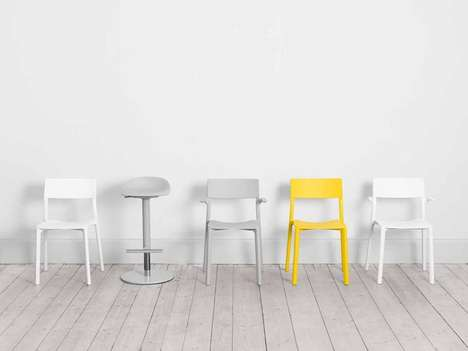 Stylishly Sturdy Seating - Form Us With Love Design a Chic and Simple Ikea Chair