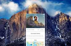 Hiker-Connecting Platforms - Coming Soon, This Hiking App Brings Like-Minded Strangers Together