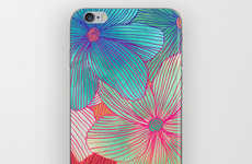 Artistic Smartphone Protectors - The Society6 iPhone 6 Cases Boast Colorful Graphic Designs