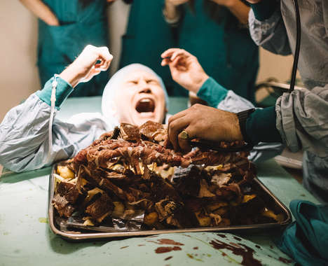 Grotesque Medical Dinners
