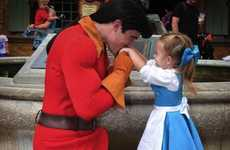 Disney-Inspired Costumes - Jennifer Rouch Creates Cute Outfits for Daughter's Disney World Visits