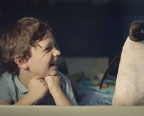 Imaginary Companion Ads