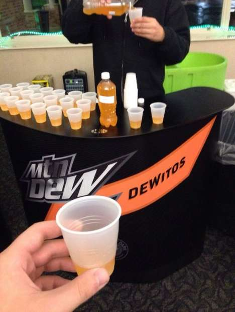 Chip-Soda Crossovers - Doritos-Flavored Mountain Dew is in Its Testing Phase Confirms Pepsi
