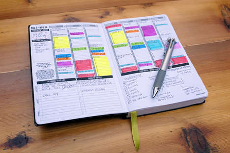 All-Encompassing Notebooks - This All-In-One Planner Combines all Your Organizational Needs