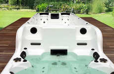 Double Decker Hot Tubs