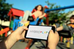 The HYBRIDPLAY Fitness Gaming Device Makes Kids More Active
