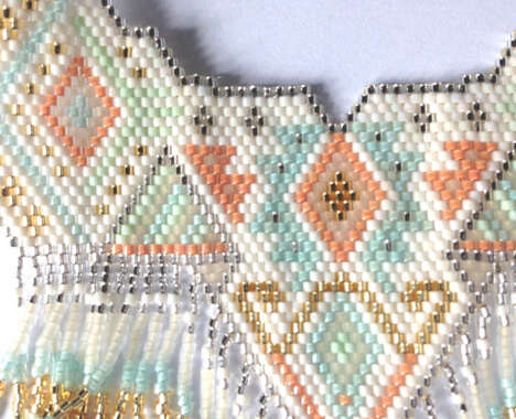 Ethnically Beaded Accessories