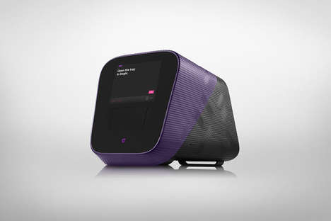 Redesigned Lab Equipment - This Genome Testing Device Gets a Designer Makeover From Yves Behar