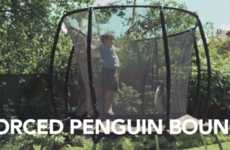 Penguin Parody Videos - Redshirt Films' Parody Commercial Puts a New Spin on John Lewis' Ad