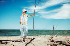 Fashionable Castaway Editorials