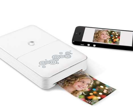 Pocket-Sized Phone Printers