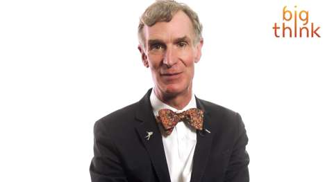 Anticipating Adventure in Space - Bill Nye's Comet Speech Reflects on the Rosetta Comet
