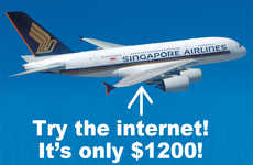 Singapore Airlines Billed Me $1200 for The Internet