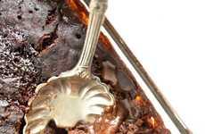 Gooey Gluten-Free Cakes - This Chocolatey Pumpkin Vegan Dessert is Perfect for Thanksgiving