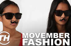 Movember Fashion Finds - Editor Jana Pijak Counts Down Her Favorite Picks for Mustache Fashion